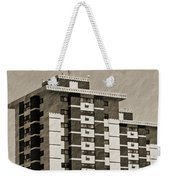 High Rise Apartments Weekender Tote Bag