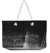 High Speed Photography Weekender Tote Bag by Science Source