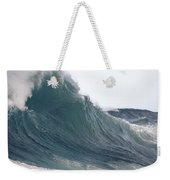 High Stormy Seas Weekender Tote Bag