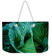 High Summer Cabbage Weekender Tote Bag