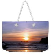 Higher Than The Sun Weekender Tote Bag