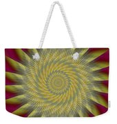 Highspeed Pinwheel Weekender Tote Bag
