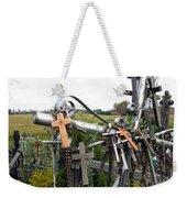Hill Of Crosses 08. Lithuania Weekender Tote Bag