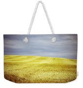 Hills Of Gold Weekender Tote Bag
