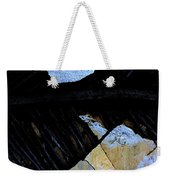 Hills With Stones Weekender Tote Bag