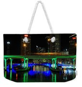 Hillsborough Crossing Weekender Tote Bag