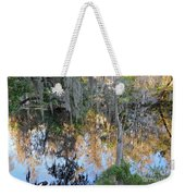 Hillsborough River Reflections Weekender Tote Bag