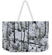 Hillside Pattern  Weekender Tote Bag