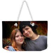 Him 'n Her - Young Lovers Weekender Tote Bag