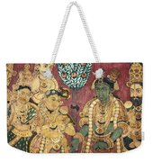 Hindu Wedding Ceremony Weekender Tote Bag