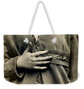 Hine: Child Labor, 1916 Weekender Tote Bag