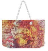Hippies And The Sun Weekender Tote Bag