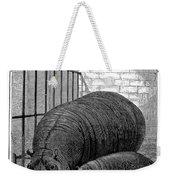 Hippopotamus Weekender Tote Bag