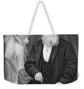 Hiram Powers (1805-1873) Weekender Tote Bag
