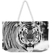 His Majesty Weekender Tote Bag by Scott Pellegrin