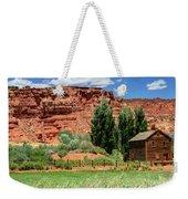 Historic Bicknell Grist Mill - Utah Weekender Tote Bag