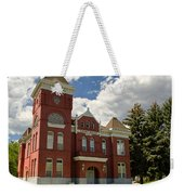 Historic Courthouse Marysvale Utah Weekender Tote Bag