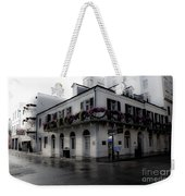 Historic French Quarter No 1 Weekender Tote Bag