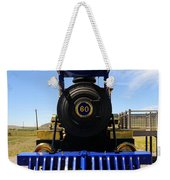 Historic Jupiter Steam Locomotive Weekender Tote Bag
