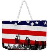Historic Philadelphia  Weekender Tote Bag