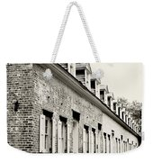 Historic Row Homes Allaire Village Weekender Tote Bag
