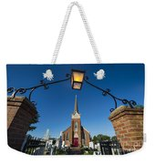 Historic St Peter's Episcopal Church Weekender Tote Bag