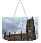 Historical 1st Presbyterian Church - Gates Avenue Se Huntsville Alabama Usa - Circa 1818 Weekender Tote Bag