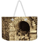 Historical Brick Kiln Oven Opening Decatur Alabama Usa Weekender Tote Bag
