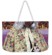 Hitchcock: The Bride, 1900 Weekender Tote Bag