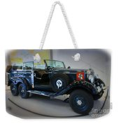 Hitler's 39 Mercedes-benz Weekender Tote Bag