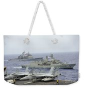 Hmas Ballarat Of The Royal Australian Weekender Tote Bag