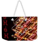 Ho Ho Ho Weekender Tote Bag