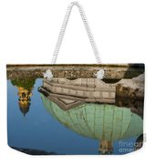 Hofgarten Fountain Weekender Tote Bag