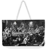 Hogarth: Election Weekender Tote Bag