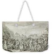 Hogarth: Industry, C1751 Weekender Tote Bag