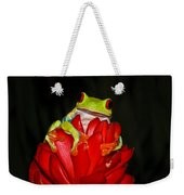 Holding On Weekender Tote Bag