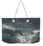 Hole In The Clouds Weekender Tote Bag