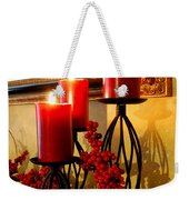 Holiday Candles Hcp Weekender Tote Bag