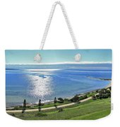 Holiday Horizon Weekender Tote Bag