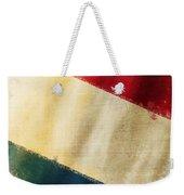 Holland Flag Weekender Tote Bag
