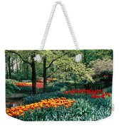 Holland Kuekenhof Garden Weekender Tote Bag