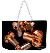 Hollow Point Bullets Weekender Tote Bag