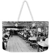 Hollywood Studio, 1923 Weekender Tote Bag