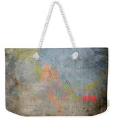 Holy Crap The Light Just Turned Red Weekender Tote Bag