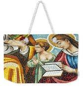 Holy Family At Catholic Church Weekender Tote Bag