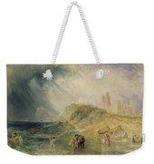 Holy Island - Northumberland Weekender Tote Bag