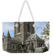 Holy Trinity Cathedral Dublin Weekender Tote Bag