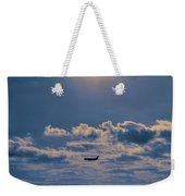 Holy Trinity Of Tourism Weekender Tote Bag
