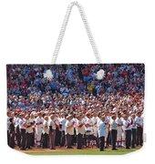 Homage Weekender Tote Bag by Joann Vitali