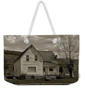 Home For The Cowboy Weekender Tote Bag